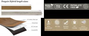 Penguin Hybrid flooring, Flooring Guru Melbourne