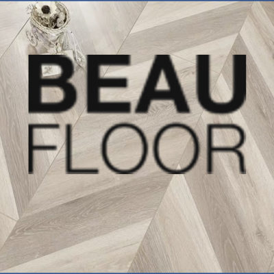 Beau Floor Logo Herringbone Laminate flooring Melbourne
